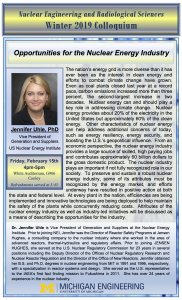 flyer for NERS Colloquium speaker: Jennifer Uhle