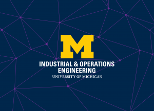 U-M Industrial & Operations Engineering wordmark