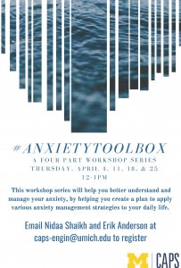 #Anxiety Toolbox