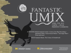 Fantastic UMix