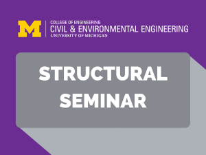 Structural Seminar