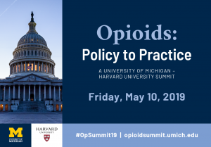 Opioids: Policy to Practice