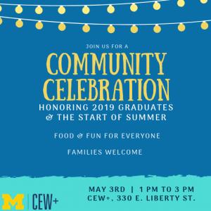 Ohana Celebration Flyer