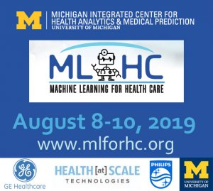 MLHC conference promotion