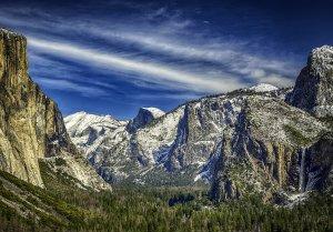 First Impressions – Yosemite N.P. by Raymond Gaynor.