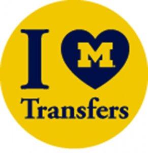 "I ""heart"" M Transfers button"