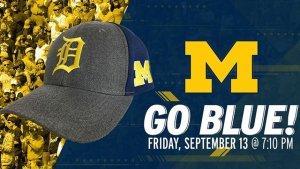 FOX Sports Detroit University Days - University of Michigan