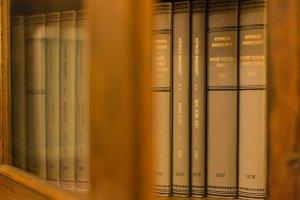 Manuscripts in the Hopwood Room