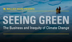 Wallace House Presents McKenzie Funk on Climate Change