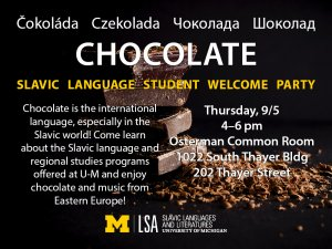 Slavic Chocolate Welcome 2019
