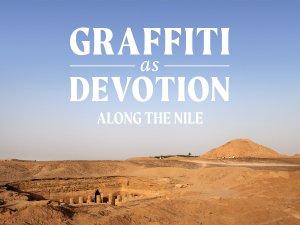 Graffiti as Devotion