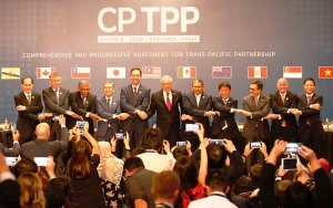 Is Japanese Trade Policy Finally Proactive? Japan's Multilateral Leadership in TPP