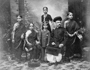 Portrait of a Group of Brahmans