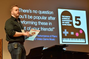 Matthew Thompson, Assistant Professor of Music, University of Michigan School of Music, Theatre & Dance