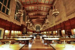 UMich Law Library