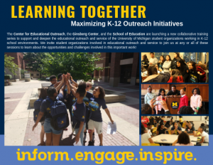Learning Together Flyer