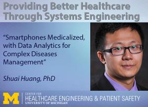Shuai Huang, PhD