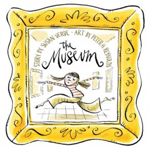 """The Museum"" book cover"
