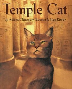 """cover of """"Temple Cat"""""""