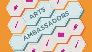 Arts at Michigan Arts Ambassadors Graphic