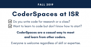 CoderSpaces at ISR