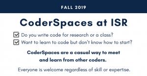 CoderSpaces at ISR