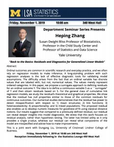 Heping Zhang