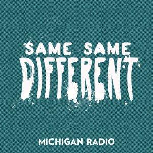 Same Same Different Podcast logo