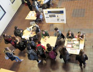 2019 Research and service learning fair