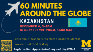 60 Minutes Around The Globe