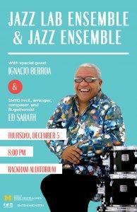 Jazz Lab Ensemble & Jazz Ensemble