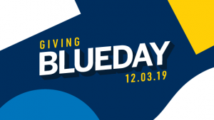 Giving Blueday 12.03.19