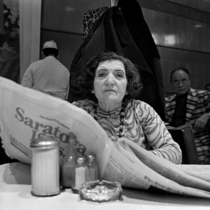 Dubrow's Cafeteria, Brooklyn, NY 1975
