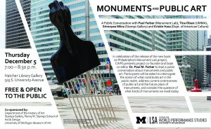 Monument Lab Poster