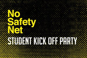 No Safety Net Student Kick Off Party