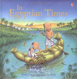 In Egyptian Times book cover