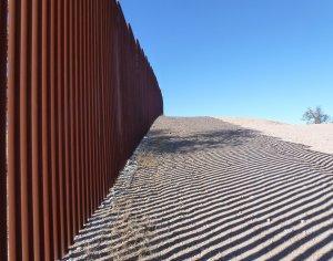 Border fence, Nogales, Arizona