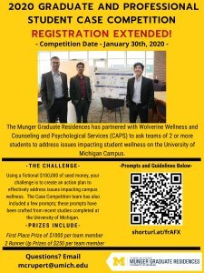 2020 Wellness Case Competition