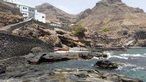 Cape Verde islands: Santo Antão