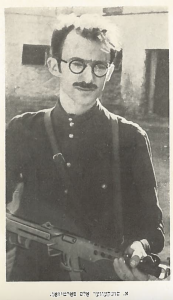 A. Sutzkever as Partisan