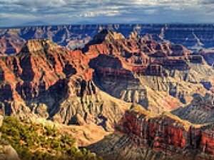 Canyons in the Southwest United States