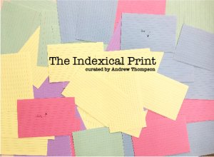 The Indexical Print