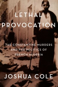 Lethal Provocation book cover