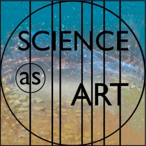 Science as Art logo