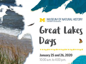 UMMNH Great Lakes Days