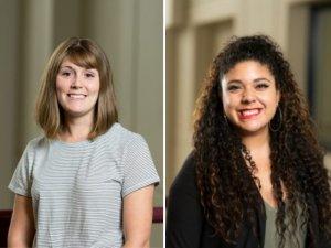 Jessica Kiebler and Stephanie Miller-Tejada