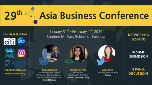 29th Asia Business Conference