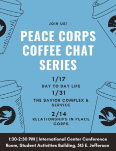 Peace Corps Coffee Chat Series