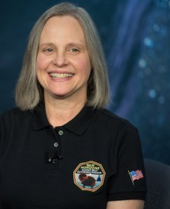 Alice Bowman, Johns Hopkins Applied Physics Lab, New Horizons Mission Operations Manager