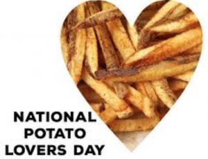 National Potato Lover's Day